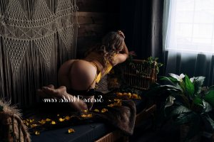 Sumaya nuru massage in Evanston WY
